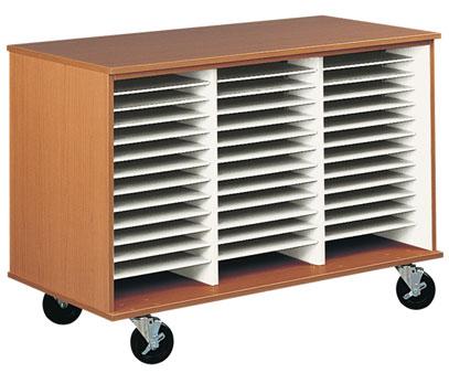 Music Folder Cabinets